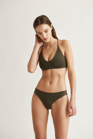 The Selby Bikini Top