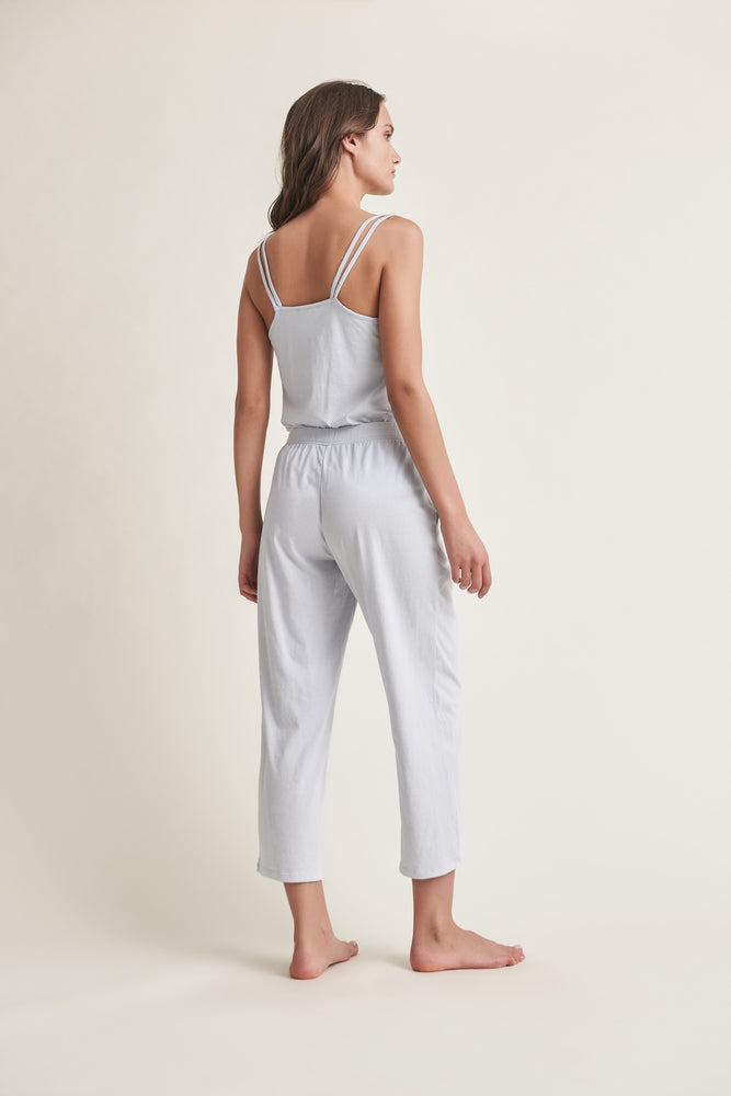 Calista Double Strap Cami & Crop Pant
