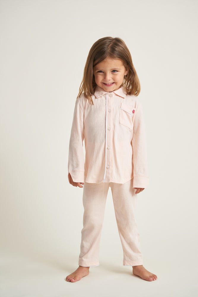Kids Organic Cotton PJ set