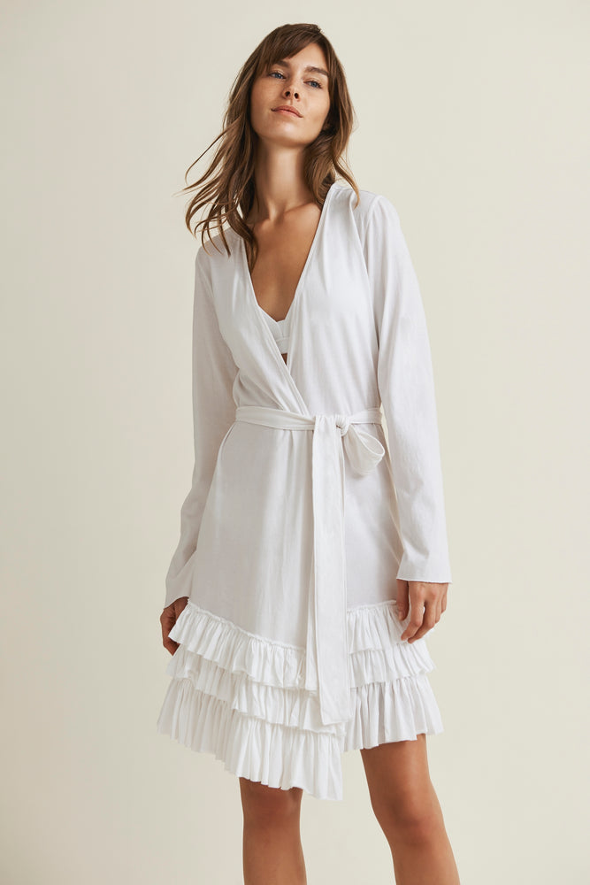 Short Grace Robe