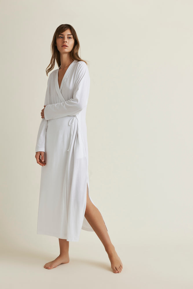 Orna Wrap Robe