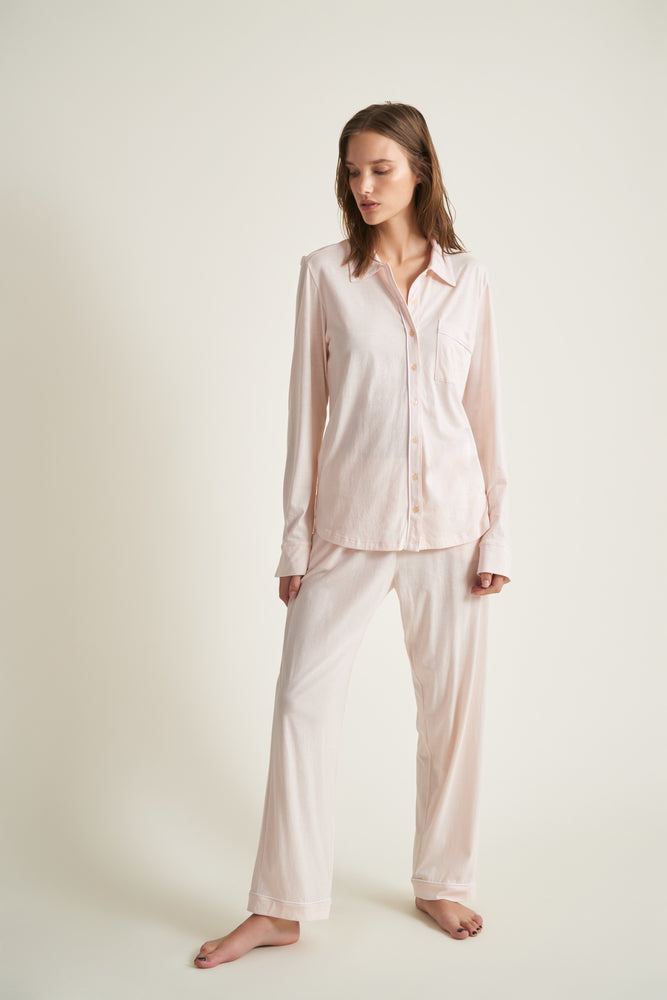 Paulina Long Sleeve PJ Set