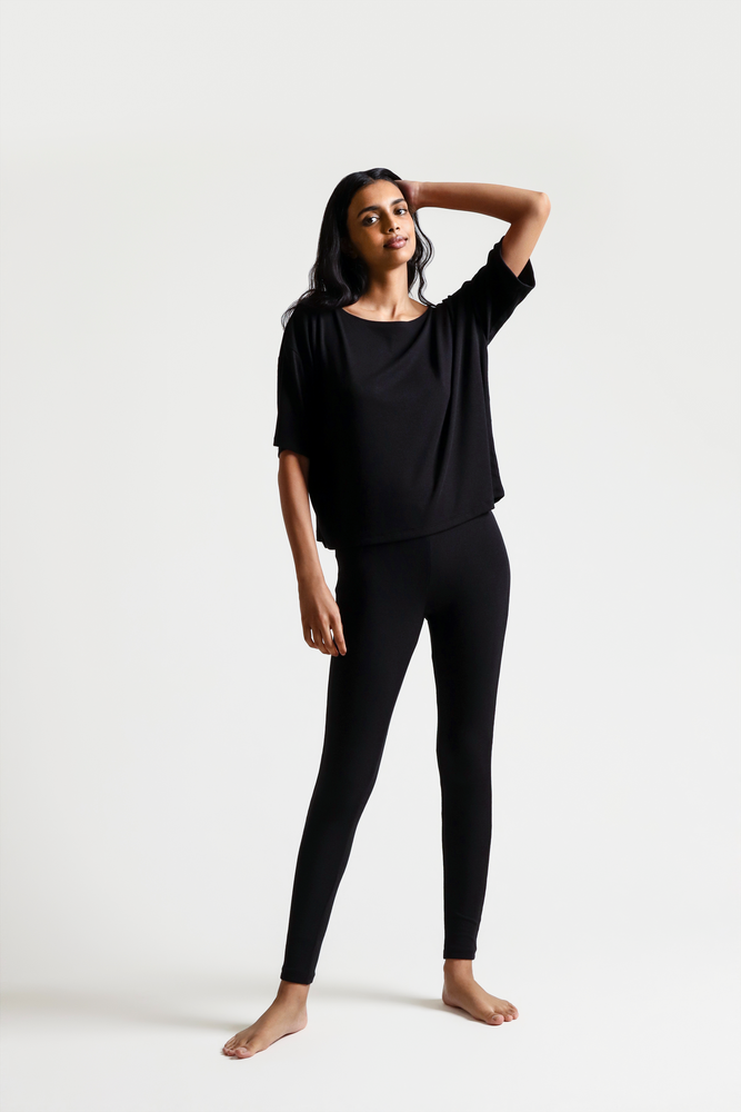 Norma Double Layer Leggings