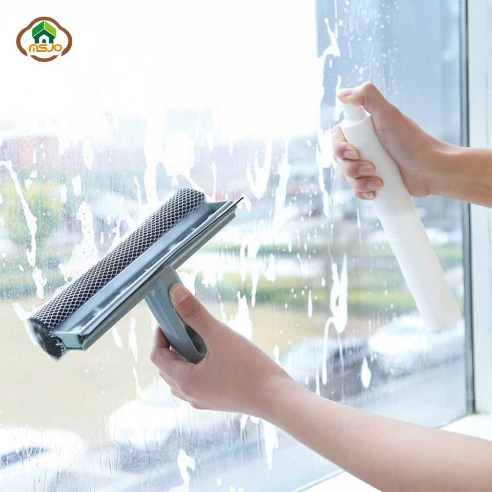 Squeegee Window