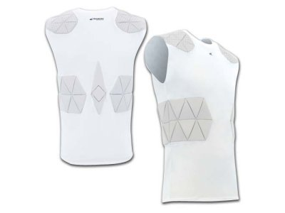 Tri-Flex Compression Padded Shirt