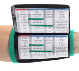 Playbook Wristband - Youth - Green