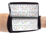 Playbook Wristband - Youth - Black