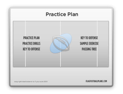 Flag Football Practice Plan