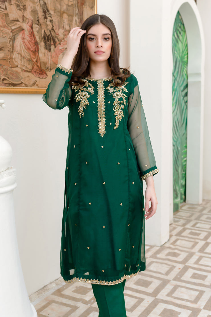 Pearl Green 2Pc