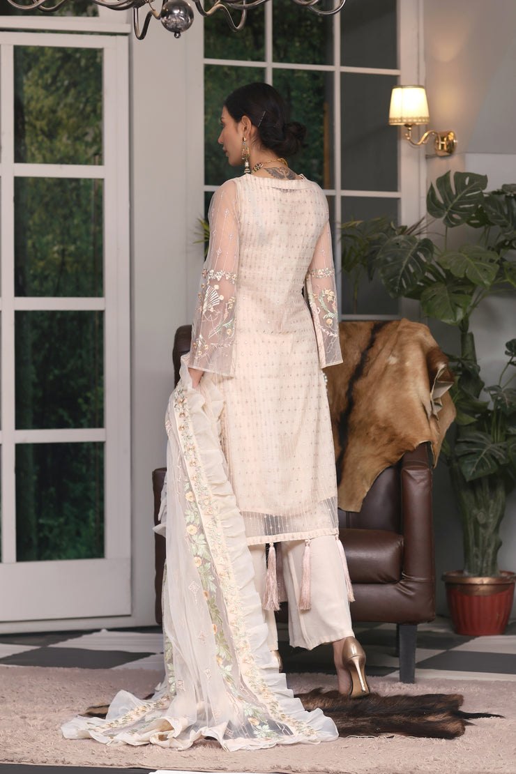 Aatish - Unstitched 3Pc