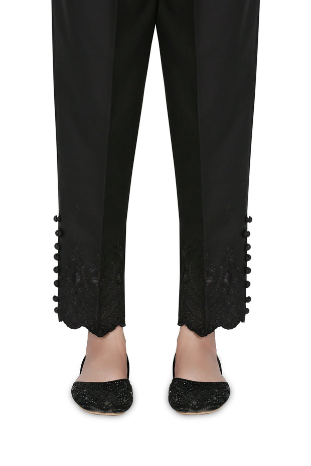 Eva Trouser Black