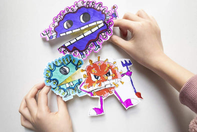 10 FREE creative activities for happy kids during Coronavirus Lockdown | Wigwam Toys Brighton