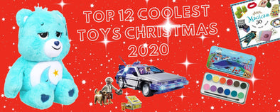 12 Coolest Fun Most Wanted Toys for Christmas 2020 | Wigwam Toys Brighton
