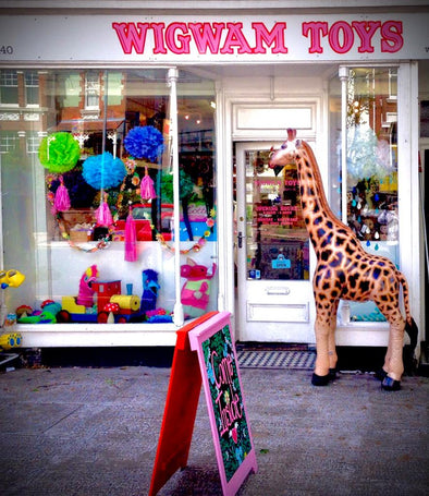 Coronavirus Lockdown : Free Local Delivery & Click and Collect at our Brighton Toyshop | Wigwam Toys Brighton
