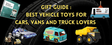 Gift Guide : Best vehicle toys for kids and dads who love cars, vans and trucks | Wigwam Toys Brighton