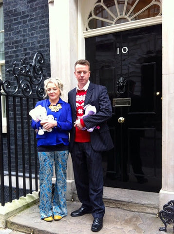 Wigwam Toys at No 10 Downing Street