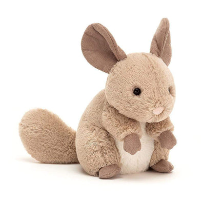 Jellycat Cheeky Chinchilla Sandy Wigwam Toyshop