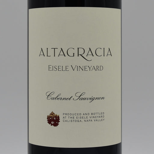 Eisele Vineyard 'Altagracia' 2015, 750ml