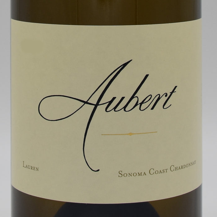 Aubert Chardonnay, Lauren Vineyard, 2018, 750ml