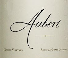Aubert Chardonnay, Ritchie Vineyard, 2012, 750ml