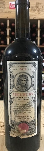 Bond, Melbury 2010, 750 (Stained and Scuffed Label)