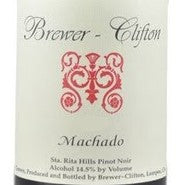 Brewer-Clifton Pinot Noir 'Machado' 2011, 750ml
