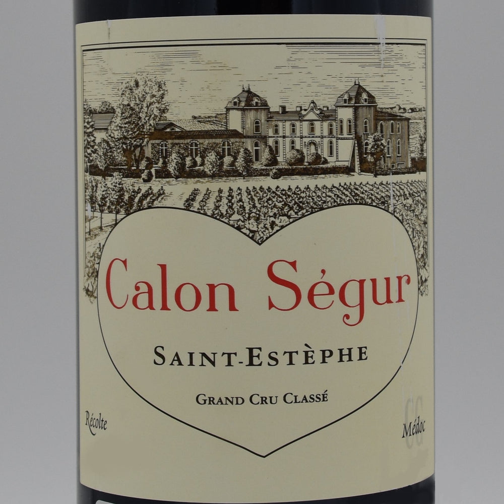 Calon Segur 1996, 750ml