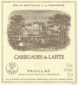 Carruades Lafite 2000, 750ml