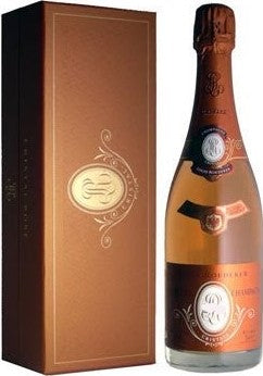 Cristal, Rose 2009, 750ml [Gift Box]