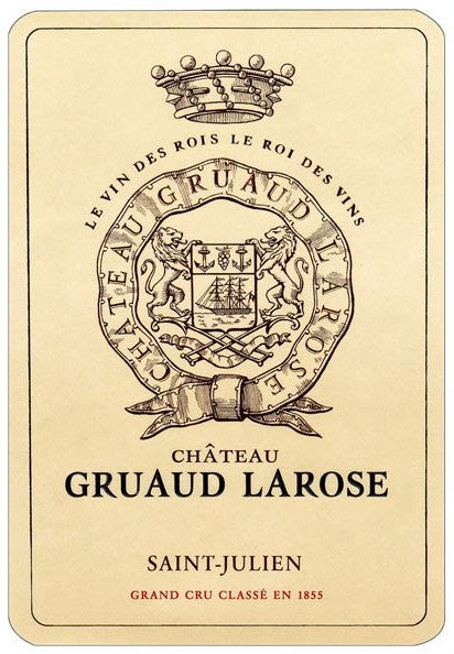 Gruaud Larose 1982, 750ml
