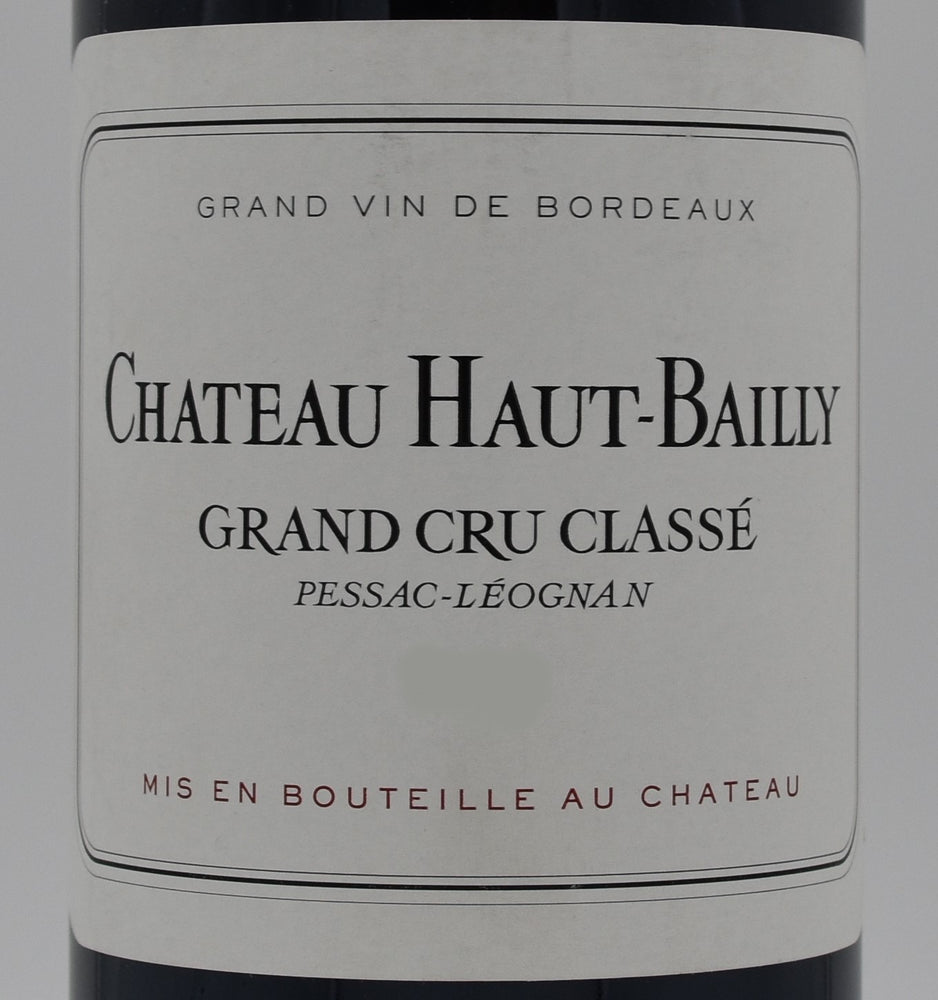 Haut-Bailly 2015, 750ml