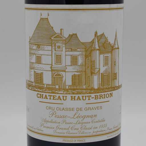 Haut Brion 1989, 750ml