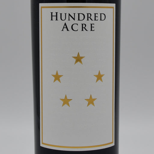 Hundred Acre 'Kayli Morgan Vineyard' 2003, 750ml