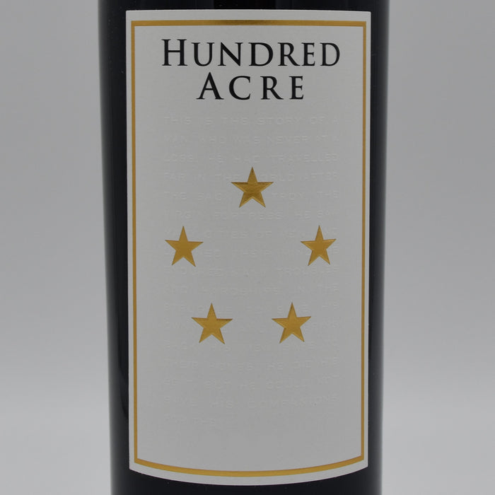 "Hundred Acre ""Ark"" 2009, 750ml"