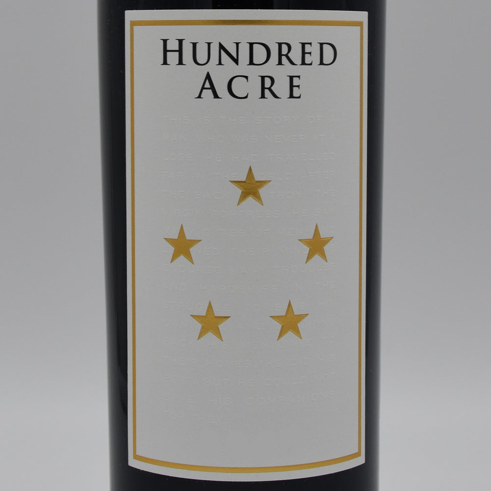 "Hundred Acre ""Ark"" 2006, 750ml"