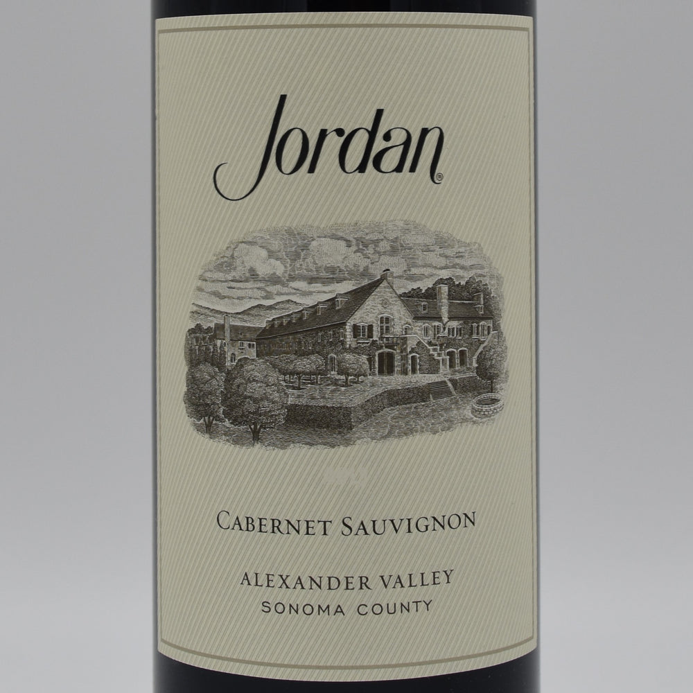 Jordan Winery Cabernet Sauvignon Alexander Valley 2015, 750ml