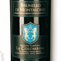 La Colombina Brunello di Montalcino 2010, 750ml