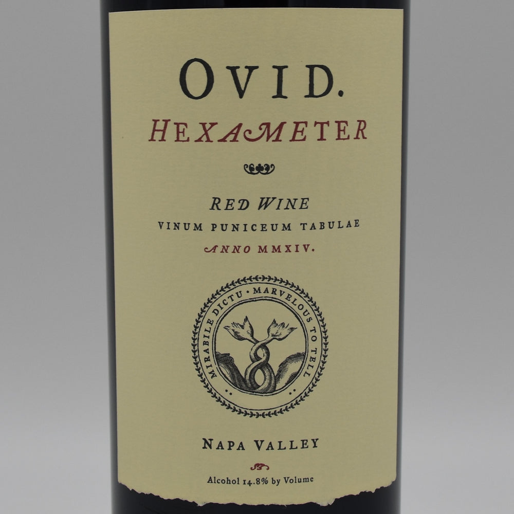 Ovid Hexameter 2013, 750ml