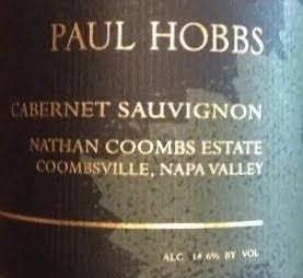 Paul Hobbs Nathan Coombes 2015, 750ml