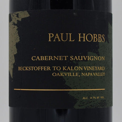 Paul Hobbs, Beckstoffer To Kalon 2013, 750ml