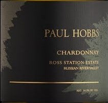 Paul Hobbs Ross Station Estate Chardonnay 2013, 750ml