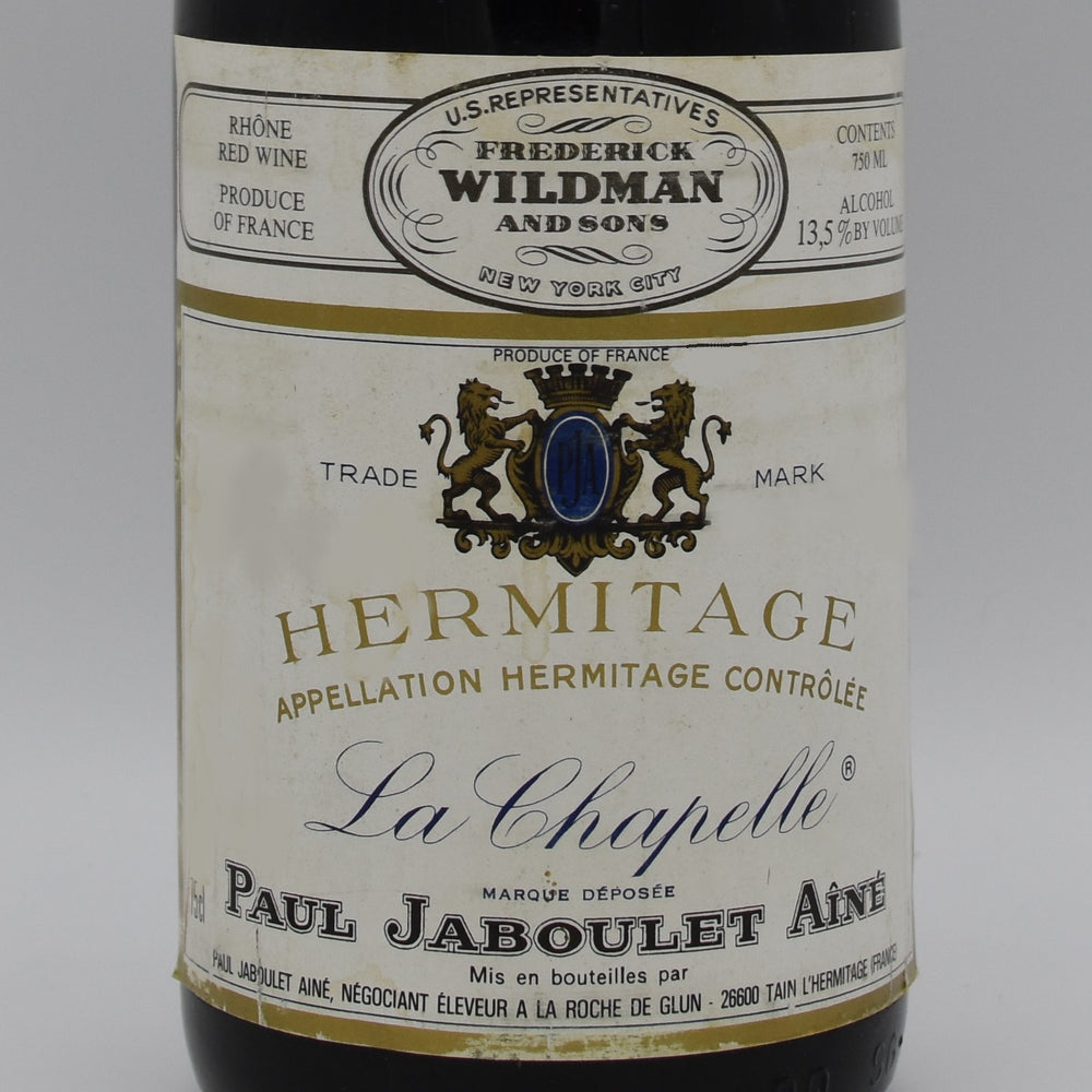 Paul Jaboulet Aine Hermitage La Chapelle 1985, 750ml