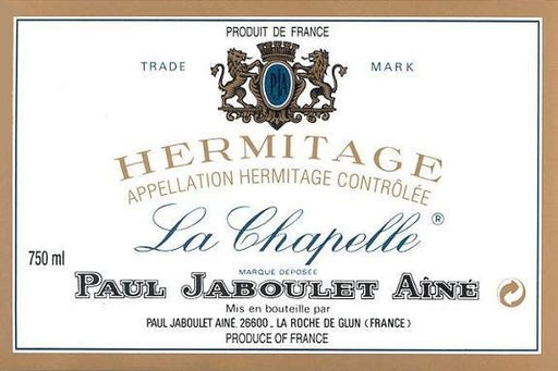 Paul Jaboulet Aine Hermitage La Chapelle 1990, 750ml