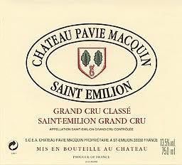 Pavie Macquin 1994, 750ml