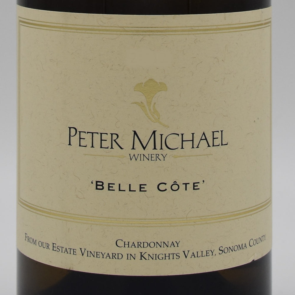 Peter Michael 'Belle Cote' Knights Valley Chardonnay 2014, 750ml