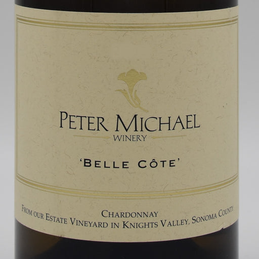 Peter Michael 'Belle Cote' Knights Valley Chardonnay 2017, 750ml