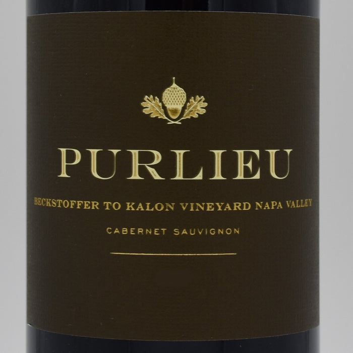 Purlieu Beckstoffer To Kalon Vineyard 2013, 750ml