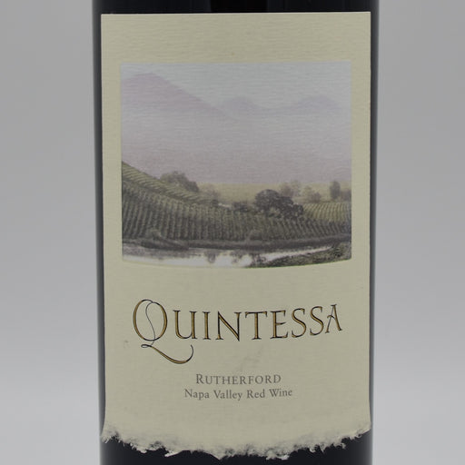 Quintessa 2016, 750ml
