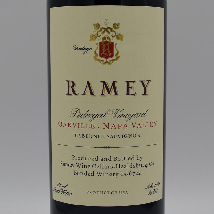 "Ramey ""Pedregal"" 2006, 750ml"