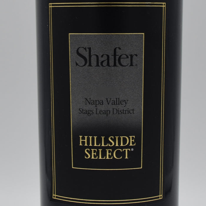 Shafer Vineyards Hillside Select 1997, 750ml